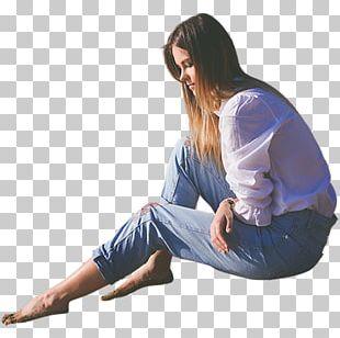 Sitting Woman Child Mammy Archetype Girl PNG