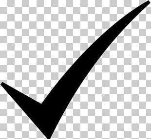 Check Mark Symbol PNG