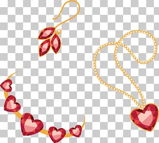 Necklace Jewellery Diamond Ring PNG