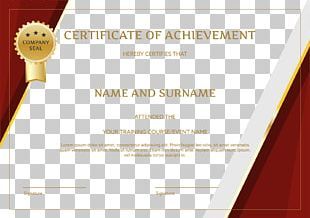 Academic Certificate Template Encapsulated PostScript Computer File PNG