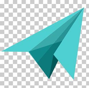 Triangle Brand Aqua PNG