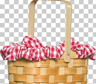 Big Bad Wolf Little Red Riding Hood Basket Costume PNG