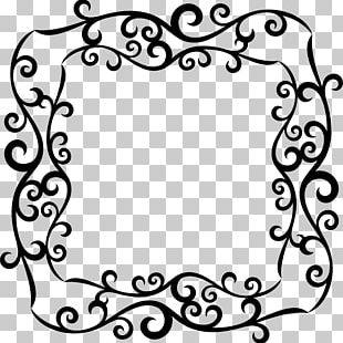 Borders And Frames Decorative Borders Decorative Arts Leaf PNG