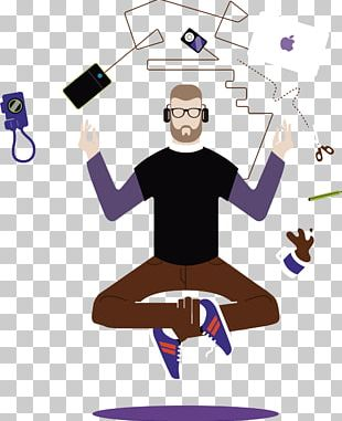 Man Creative Technology Creativity PNG