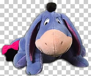 Plush Winnie-the-Pooh Stuffed Animals & Cuddly Toys The House At Pooh Corner Eeyore PNG