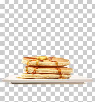 Pancake Breakfast Hamburger Burger King Hot Dog PNG