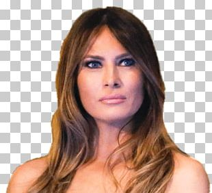 Melania Trump White House Funny Face YouTube PNG