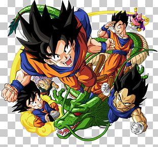 Goku Vegeta T-shirt Gohan Dragon Ball PNG