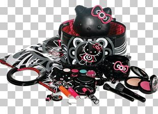 Hello Kitty MAC Cosmetics Eye Shadow Lipstick PNG