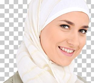 Islam Muslim Woman Smile Stock Photography PNG