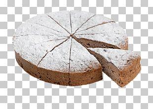 Pastry Powdered Sugar Torta Caprese Veganism Flour PNG