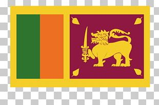 Flag Of Sri Lanka National Flag Computer Icons PNG
