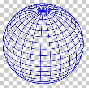 Globe Wire PNG