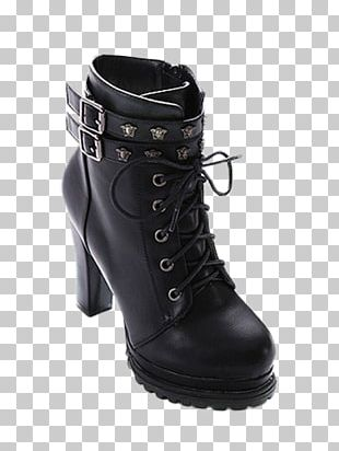 T-shirt Boot Shoe Clothing Buckle PNG