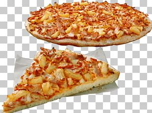 Hawaiian Pizza Bacon Cuisine Of Hawaii Domino's Pizza PNG