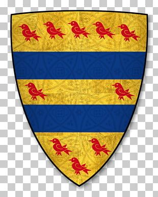 Dargies Coat Of Arms Shield Aspilogia Knight PNG