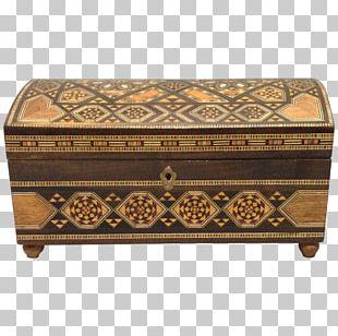 Table Casket Box Designer Furniture PNG