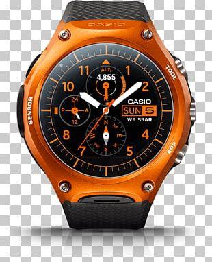 Apple Watch Series 3 Smartwatch Casio G-Shock PNG