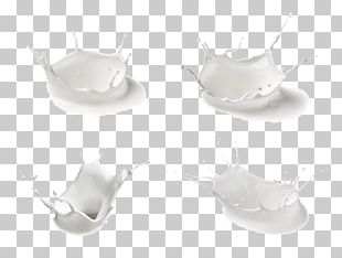 Milk Splash PNG
