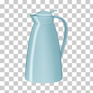 Thermoses Alfi Light Blue Thermos L.L.C. Carafe PNG
