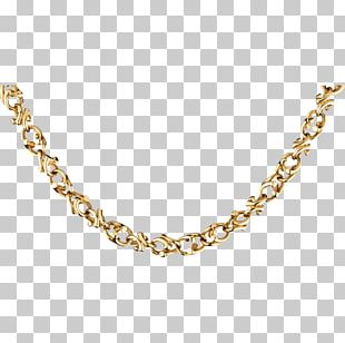 Chain Jewellery Necklace Gold-filled Jewelry PNG