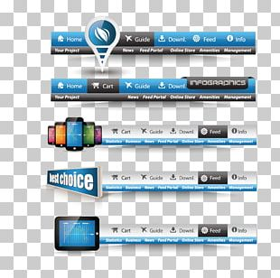 Web Design Web Navigation Menu Navigation Bar PNG