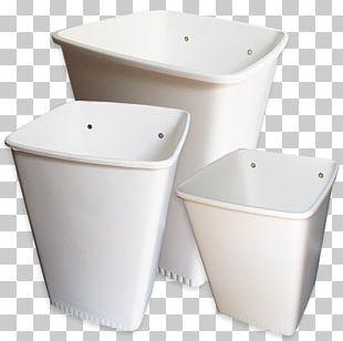 Basket Bathroom Ceramic Wicker Lid PNG