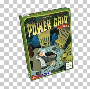 Power Grid Board Game Power Station Twilight Imperium PNG