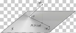 Quantum Logic Hilbert Space Projection Quantum Mechanics Linear Subspace PNG