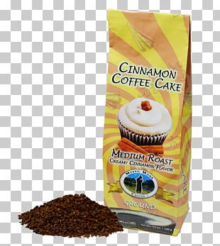Instant Coffee Flavor Coffee Cake Decaffeination PNG