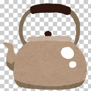 Kettle Teapot Bancha 春雨ヌードル Kitchen PNG