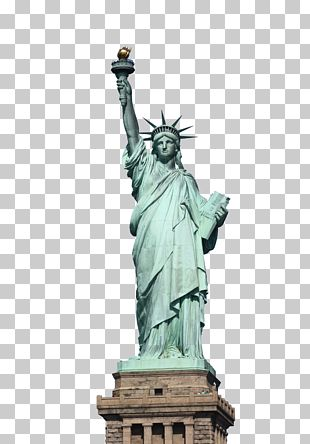 Statue Of Liberty Freedom Monument PNG