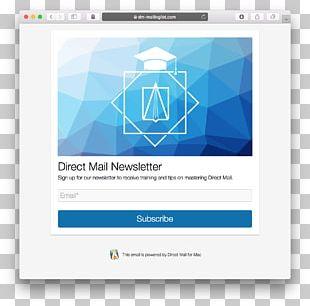 Macintosh Email Mailing List Distribution List PNG