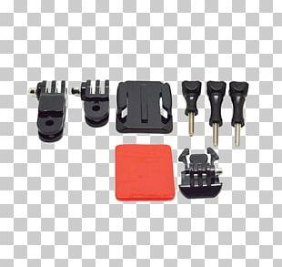 GoPro Helmet Front And Side Mount Action Camera GoPro Hero 4 PNG