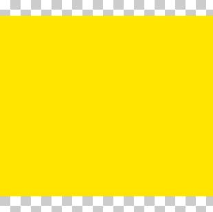 Acrylic Paint Color Art Yellow PNG