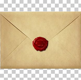 Paper Envelope Sealing Wax Letter PNG