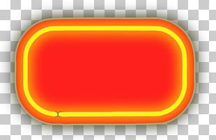 Neon Sign Light PNG