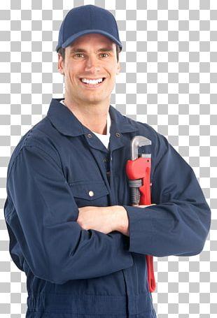Plumber Plumbing Leak Professional Home Repair PNG