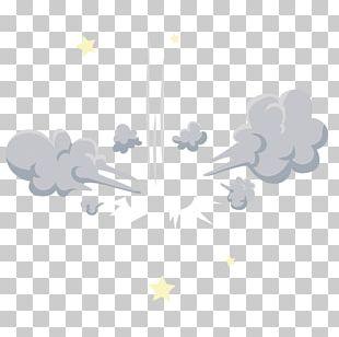 Explosion Bomb Smoke PNG