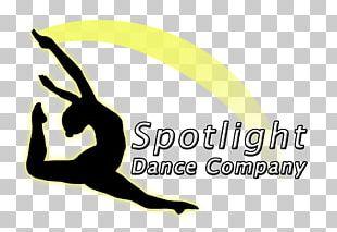 Spotlight Dance Company Dance Studio Dance Move Logo PNG
