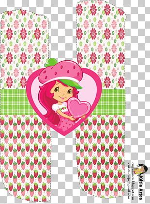 Strawberry Shortcake Strawberry Shortcake Tart Letter PNG