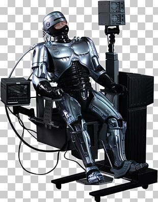 ED-209 RoboCop Versus The Terminator Collectable Hot Toys Limited PNG