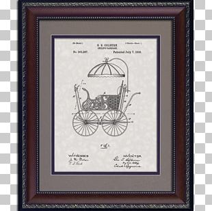 Frames Paper Patent Drawing PNG