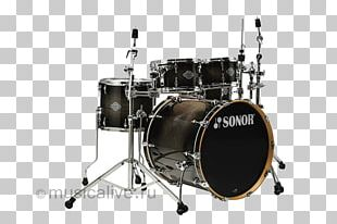Bass Drums Drum Kits Tom-Toms Snare Drums Timbales PNG