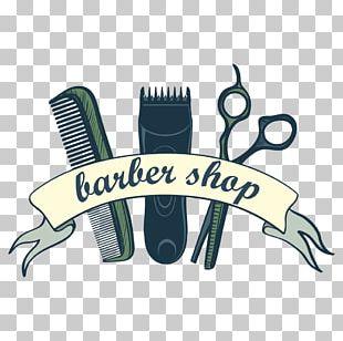 Comb Hair Clipper Barber Scissors Illustration PNG