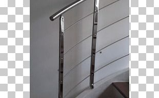 Handrail Parapet Stairs Wrought Iron Steel PNG