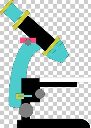 Microscope Blue Drawing PNG