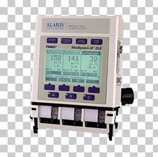 Infusion Pump Intravenous Therapy Baxter International PNG