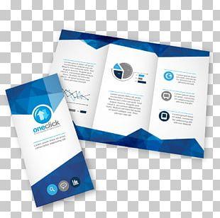 Paper Folded Leaflet Flyer Printing PNG