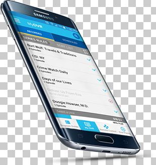 Smartphone Feature Phone Samsung Galaxy S6 Edge Handheld Devices Cellular Network PNG
